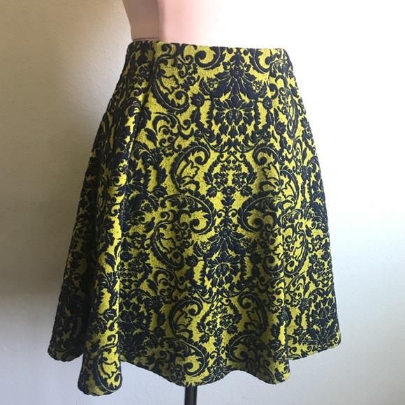 Anthropologie Dresses & Skirts - Anthropologie Pattern Skirt ! 💚